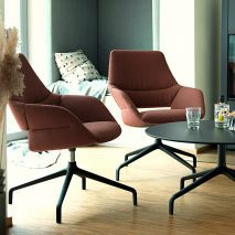 Occo lounge chair by Jehs + Laub for Wilkhahn