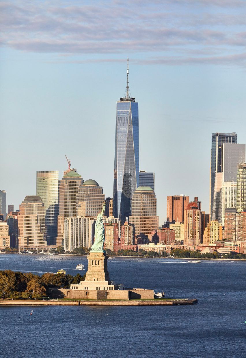 One World Trade Center by SOM