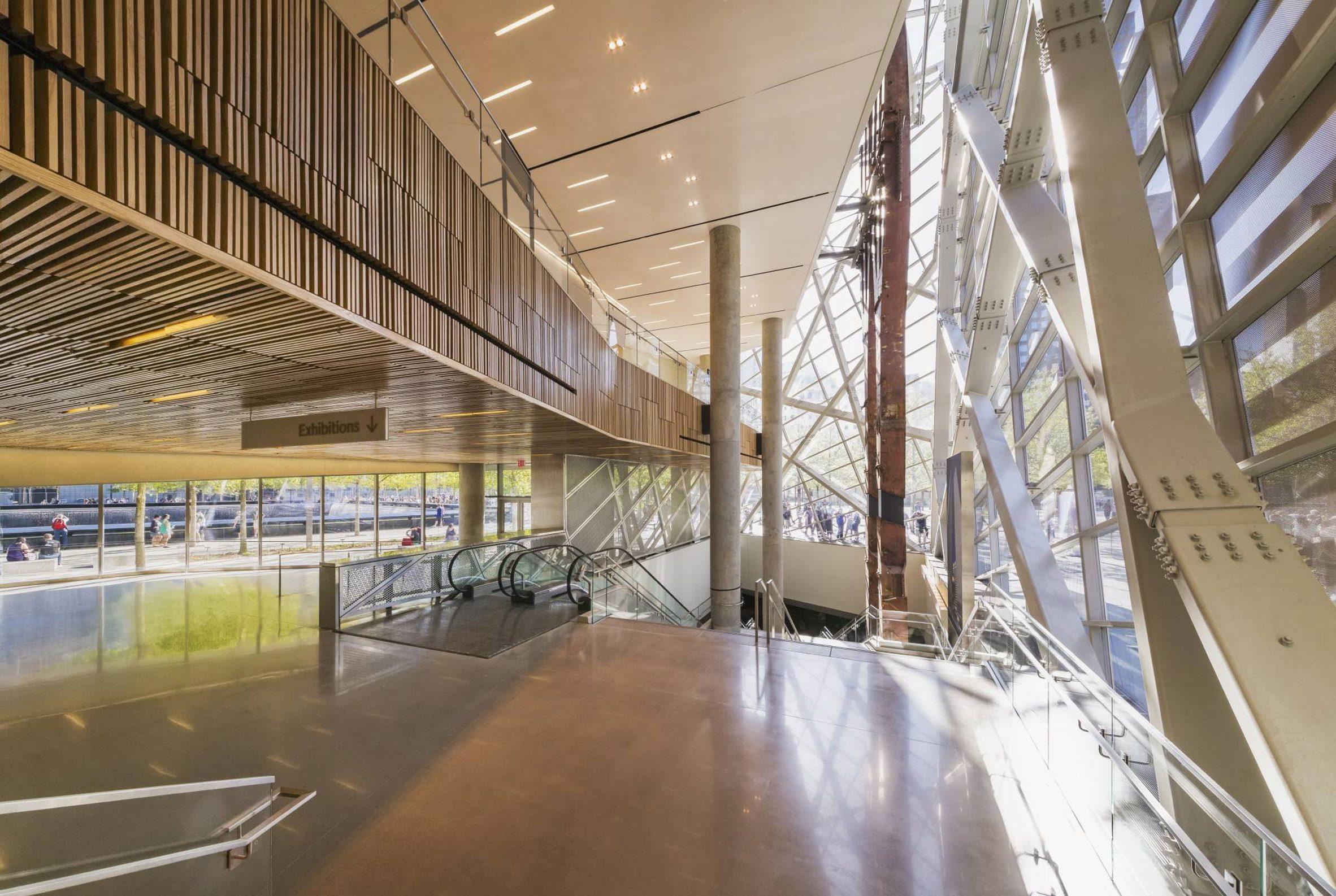 World Trade Centre museum
