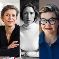 Live panel on women within design institutions with Tulga Beyerle, Lilli Hollein and Alexandra Cunningham Cameron