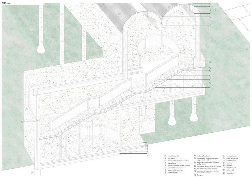 Mahasiswa dari Oxford Brookes University merancang proyek