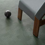 Green Bolon flooring