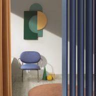Pedrali presents Blume armchair by Sebastian Herkner at Supersalone