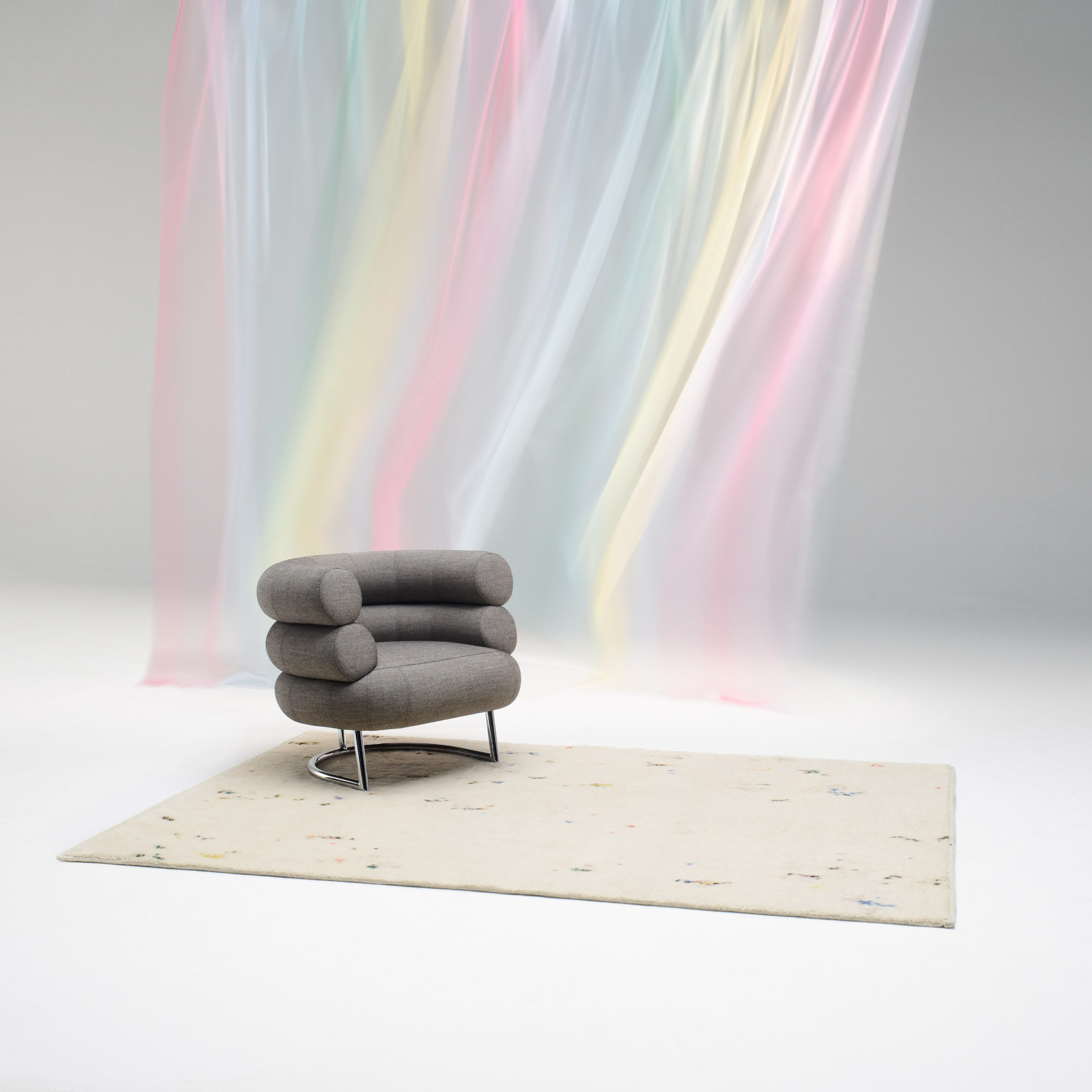 Peter Saville's Technicolour collection for Kvadrat