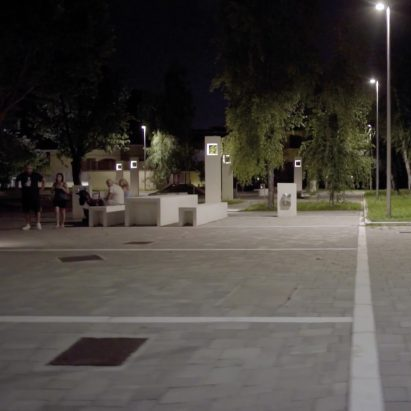 Piazza Giardino by dapstudio/Elena Sacco and Paolo Danelli