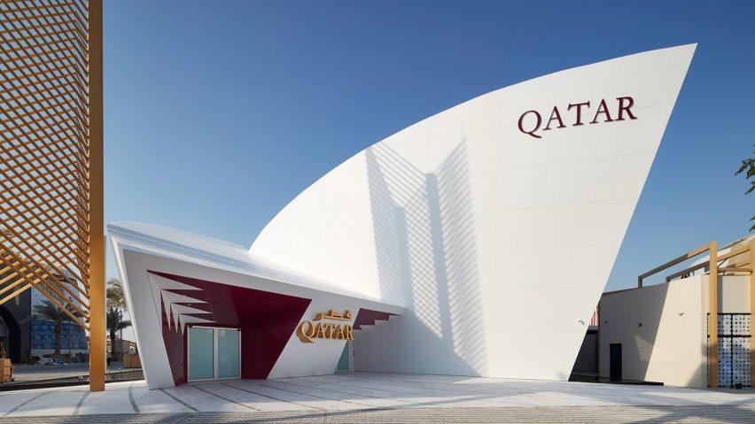 Dubai Expo 2020 Qatar Pavilion