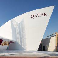Santiago Calatrava unveils Qatar Pavilion at Dubai Expo 2020
