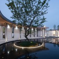 Sunac Yunyang in Huanan by Qidi Design Group