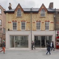 The Queen of Catford by Tsuruta Architects
