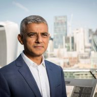 """""""Paris is green with envy"""" at London's sustainable policies says Sadiq Khan"""
