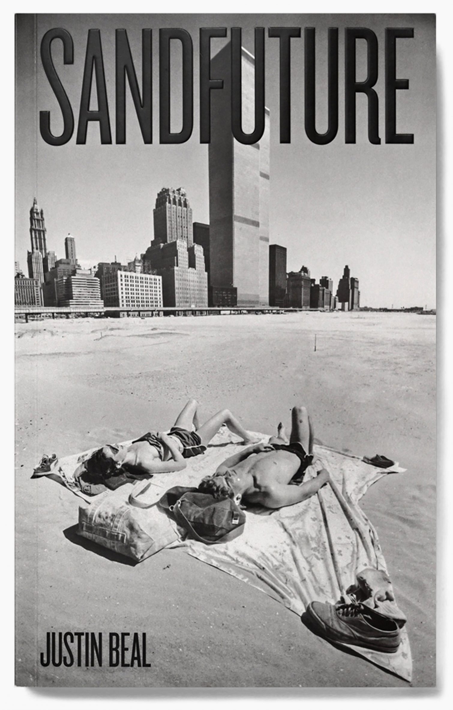 Front cover of Sandfuture by Justin Beal