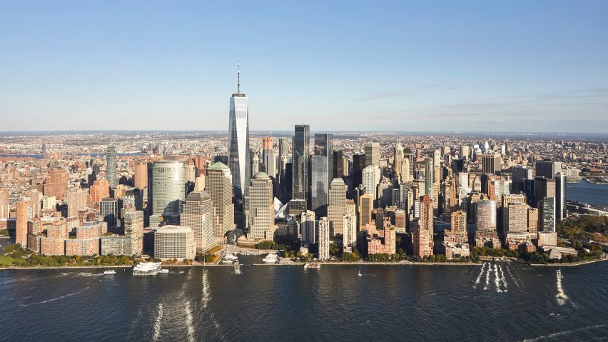Skyscrapers since 9/11