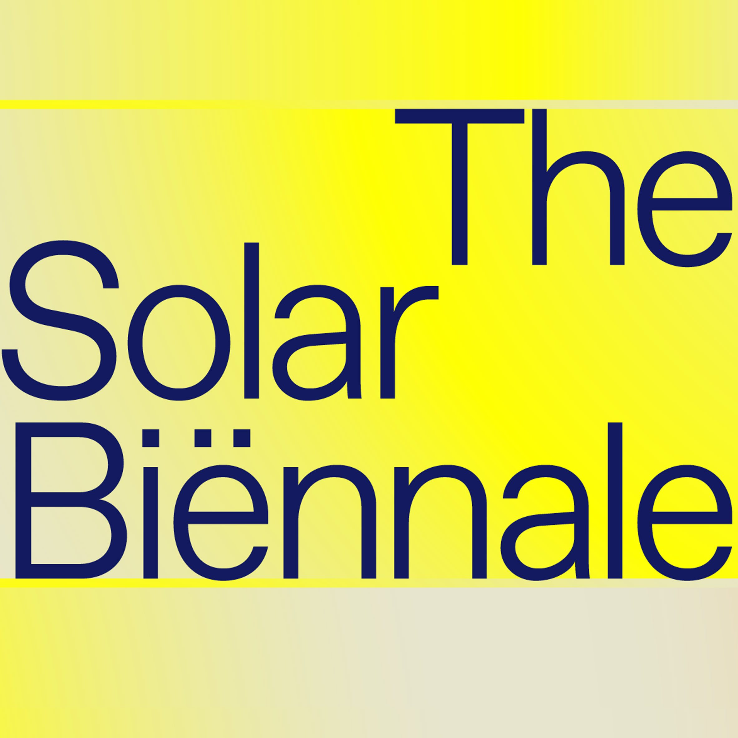 """Inaugural Solar Biennale aims to mobilise designers around the """"solar revolution"""""""