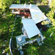 SPAN Architecture creates retreat on remote Maine coast