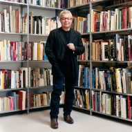 """""""Everything changed in architecture"""" after 9/11 attacks says Daniel Libeskind"""