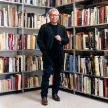 Portrait of Daniel Libeskind