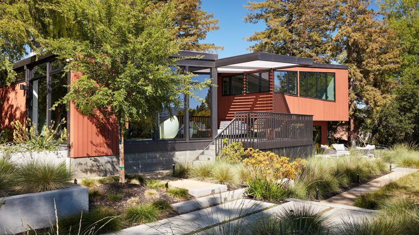 Stanford University home by Klopf Architecture