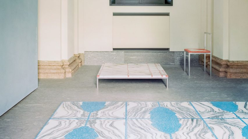 The Stone House exhibition by Stefan Scholten