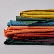 Sumi fabric samples