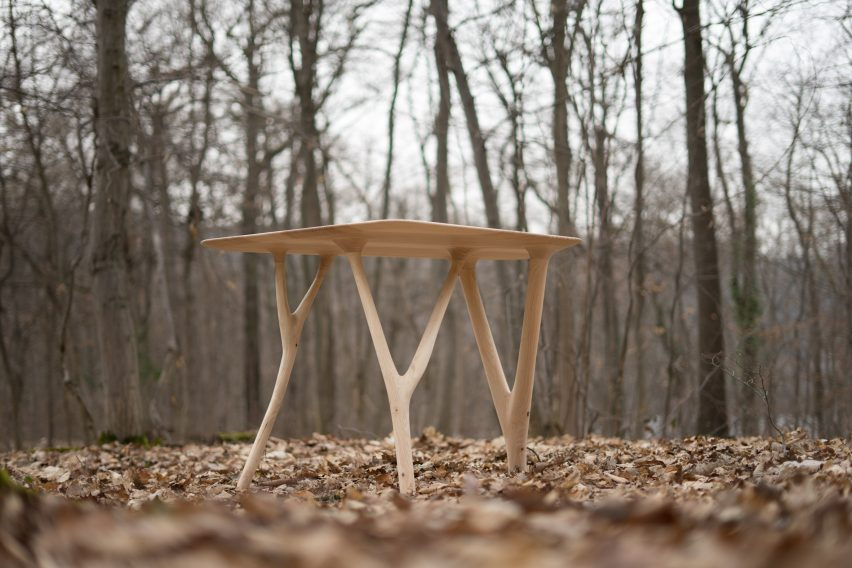 Regrowth table