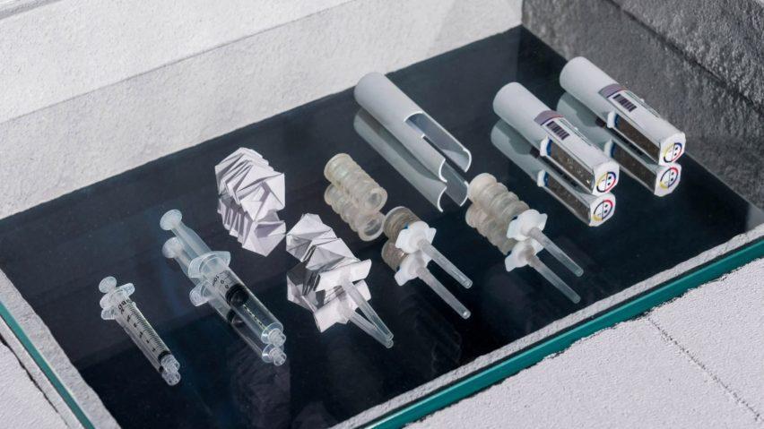 The Helix syringe