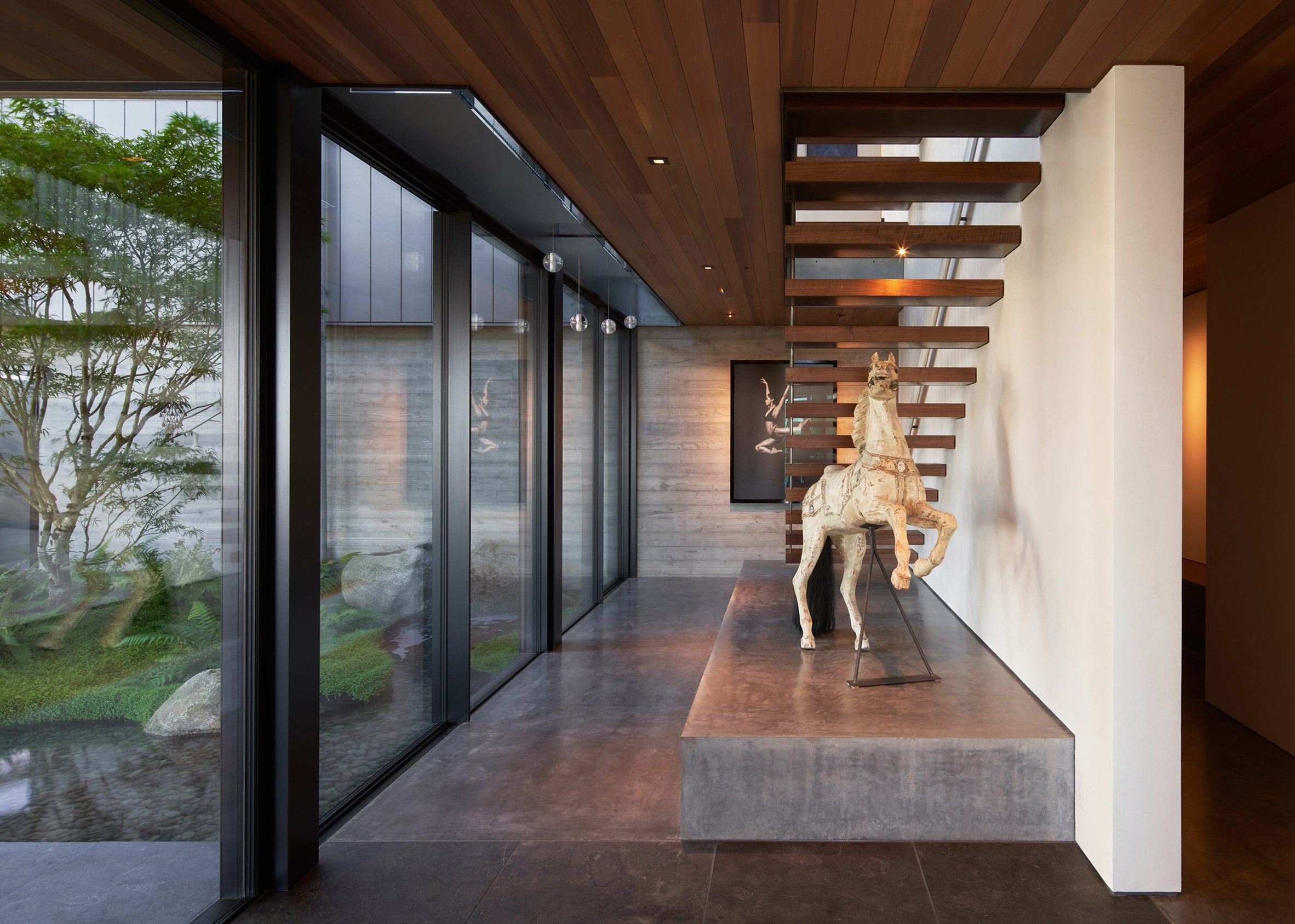 Chadbourne + Doss Architects designed the project