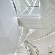 UAE Pavilion at Dubai Expo by Santiago Calatrava