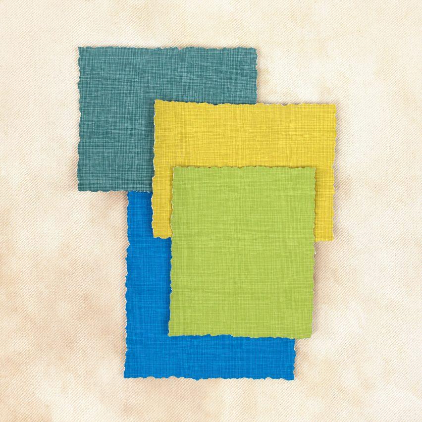 UF Select fabric samples by Ultrafabrics