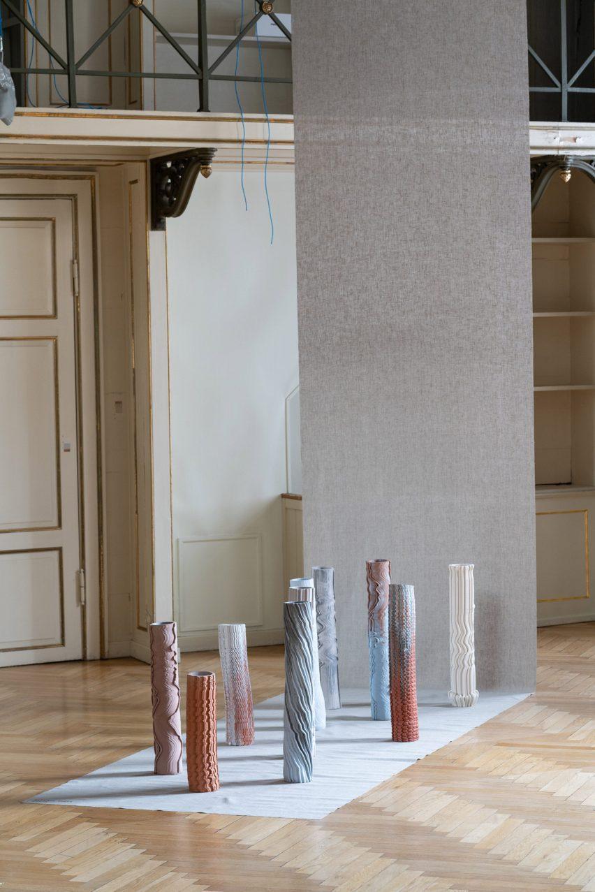 Monolith by Baptiste Comte