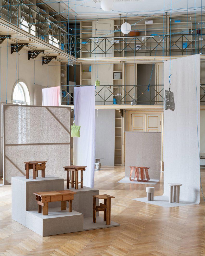 Design displays in Copenhagen
