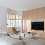 Untitled combines clean lines and time-honoured materials in calming beachside home