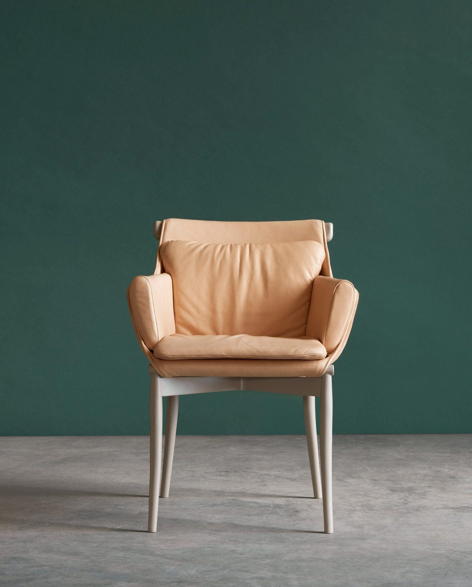 A photograph of a chair