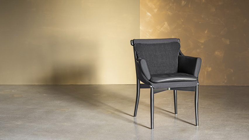 Viva Chair by David Regestam for Suite NY
