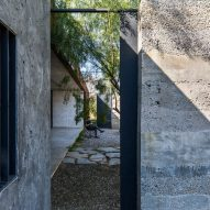 Vivenda Texturas by Roberto Benito Arquitecto