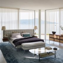 Volage EX-S Night bed by Philippe Starck for Cassina