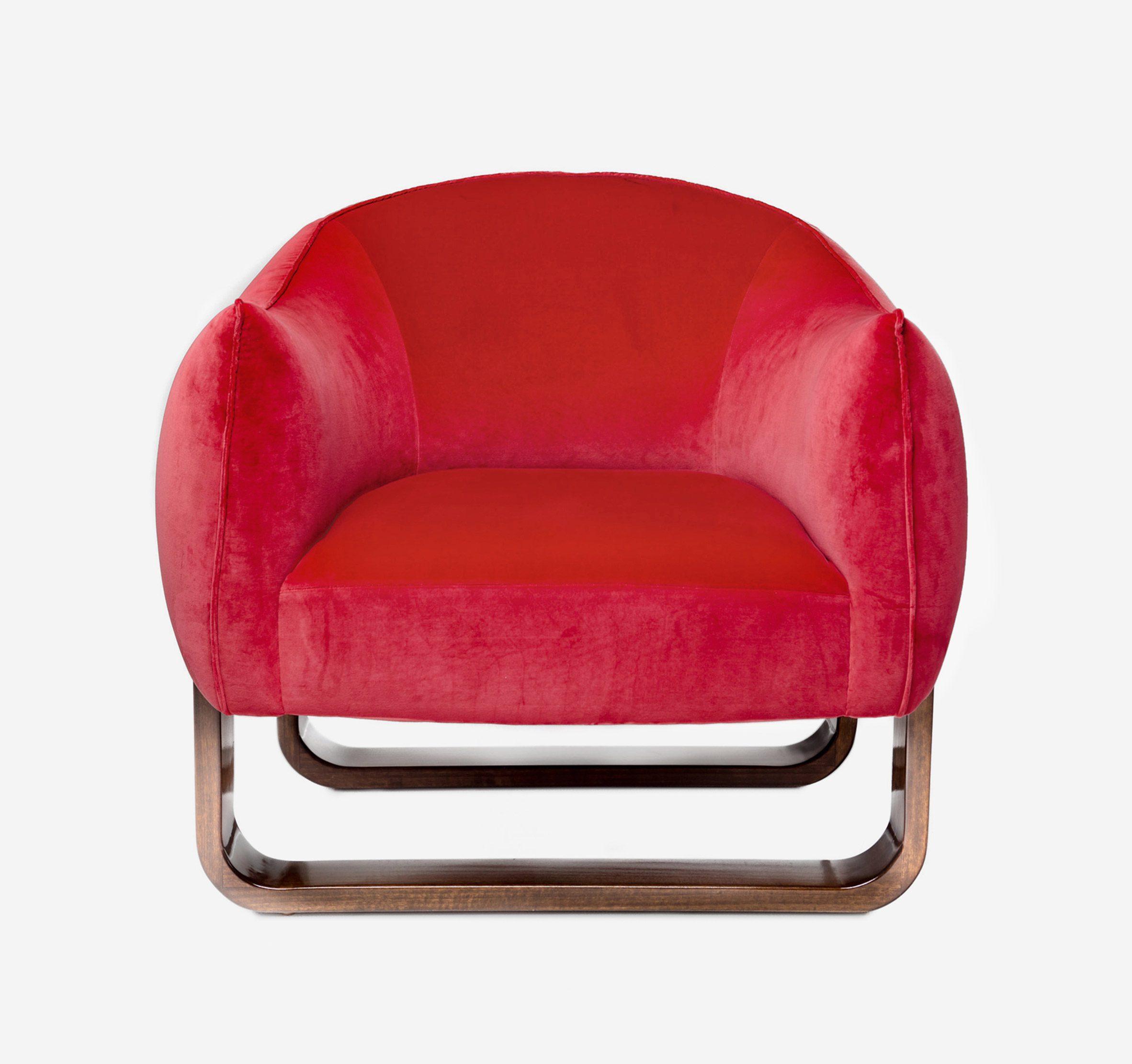 Milo chair, 2018, by Marie Burgos