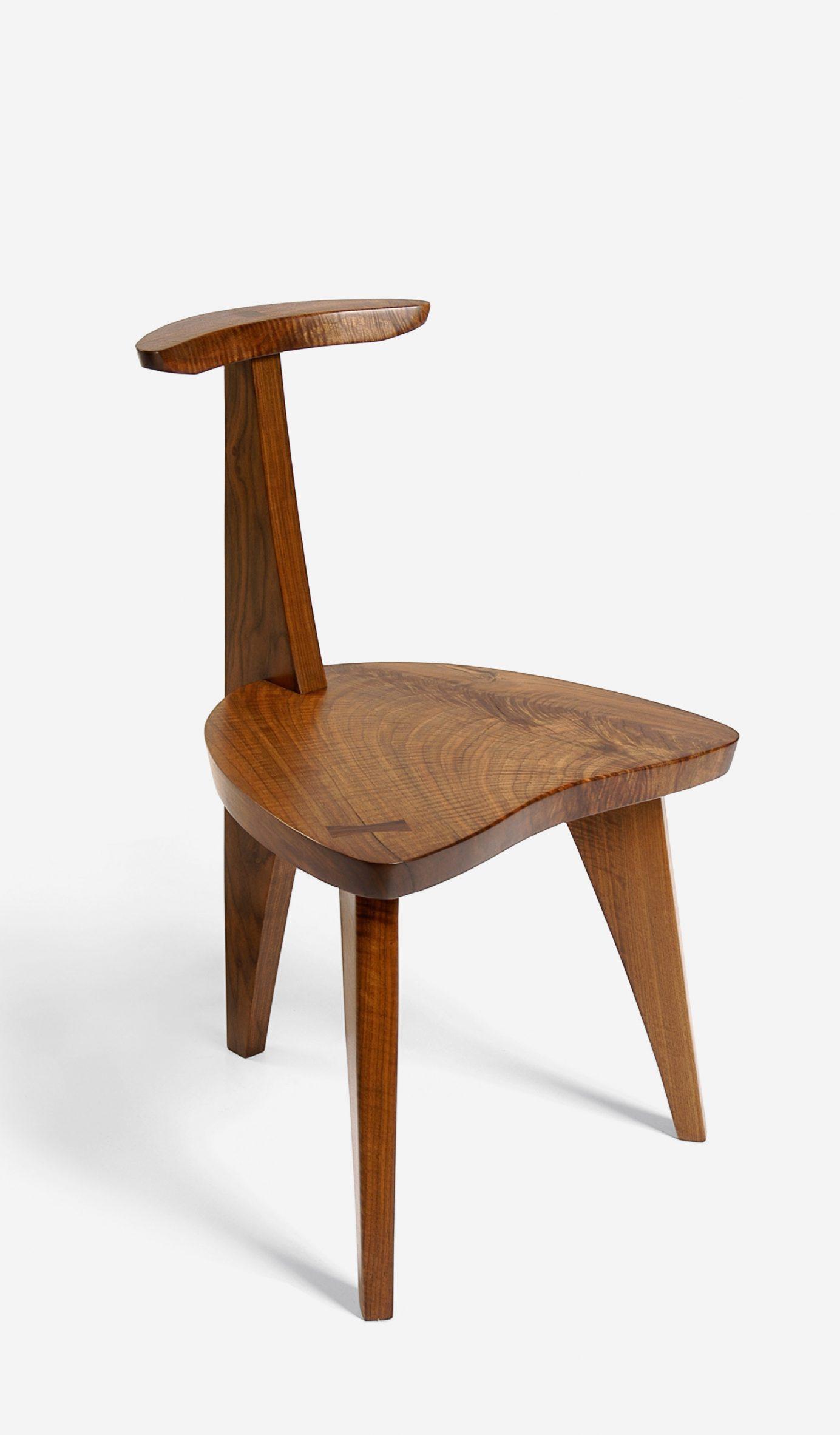 Concordia chair, 2003, by Mira Nakashima