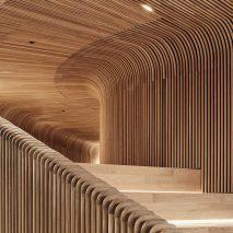 Sculptform Showroom by Woods Bagot