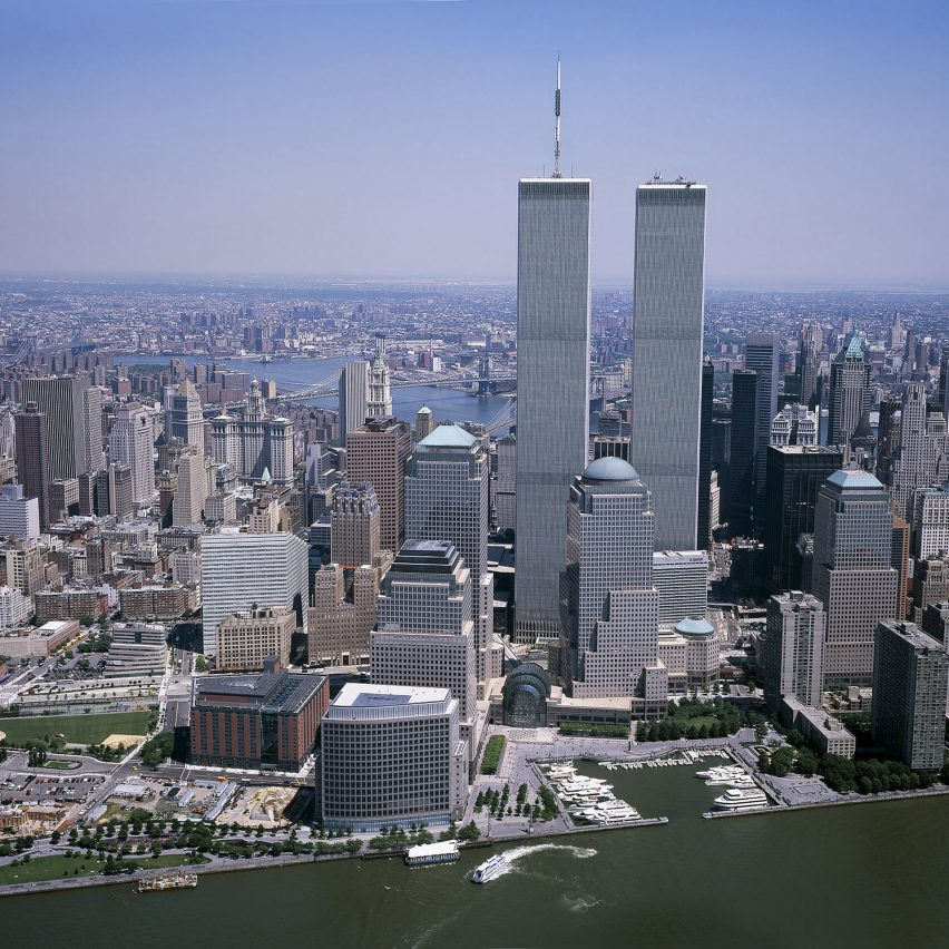 The World Trade Center and the history of the world's tallest skyscrapers