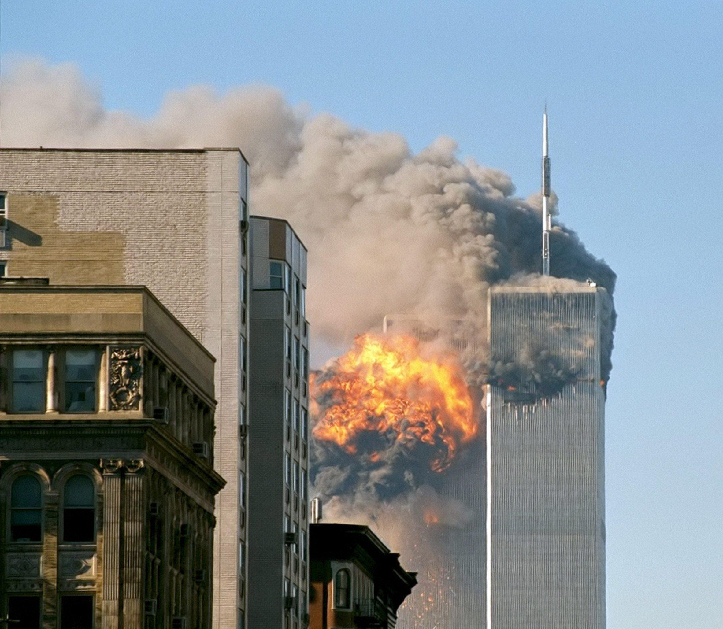 Twin Tower terrorist attack
