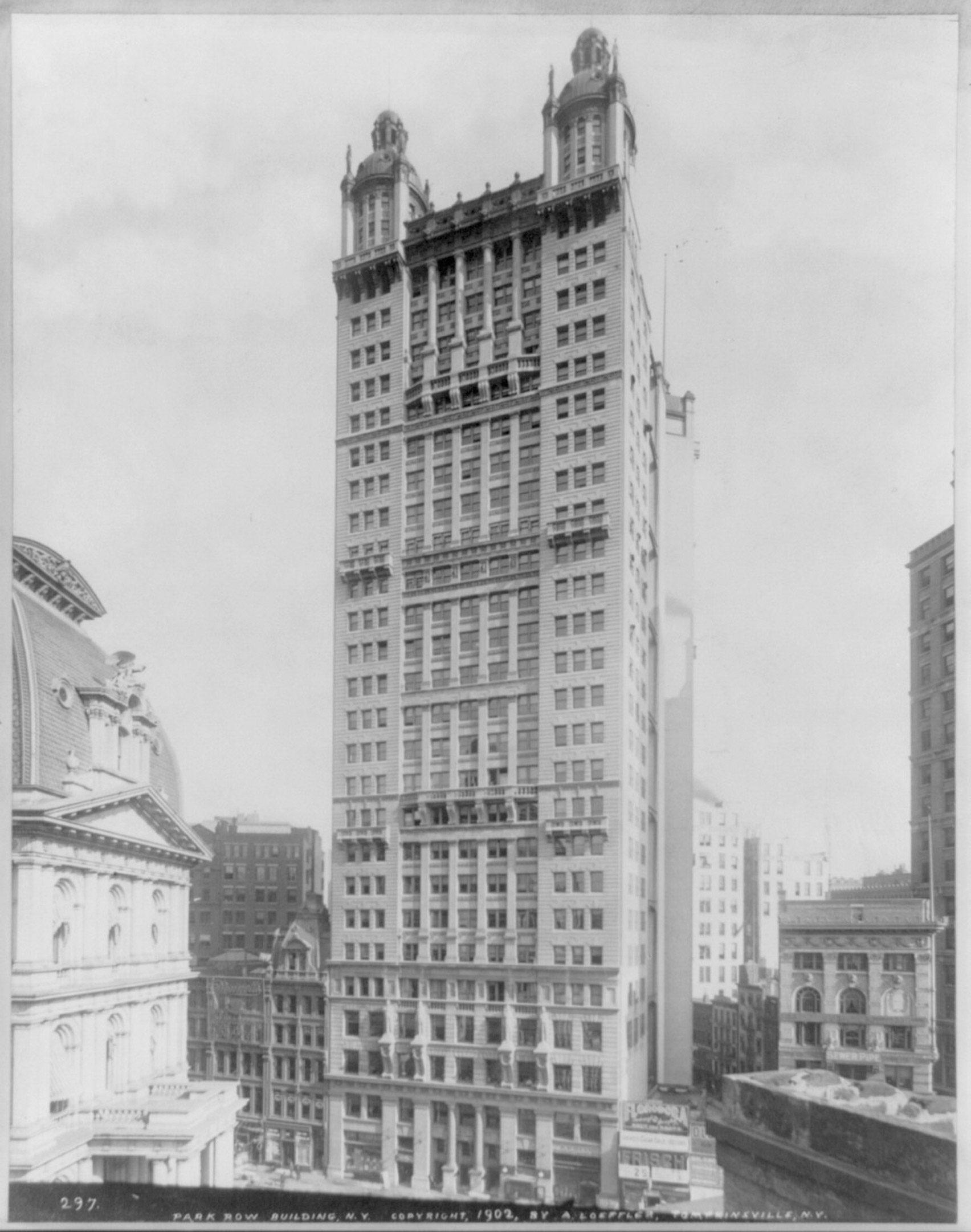 Park Row Building