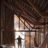 Woven House by Santiago Pradilla + Zuloark