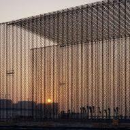 Dezeen Awards 2021 design public vote winners include Asif Khan's Dubai Expo gateways