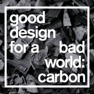 Watch our Good Design for a Bad World talk about carbon at Dutch Design Week 2021