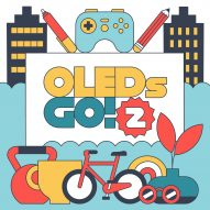 Dezeen and LG Display launch second edition of the OLEDs Go! competition with €88,000 of prize money