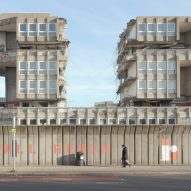 """Brutalist buildings threatened by right-wing politicians as part of """"attack on the welfare state"""""""