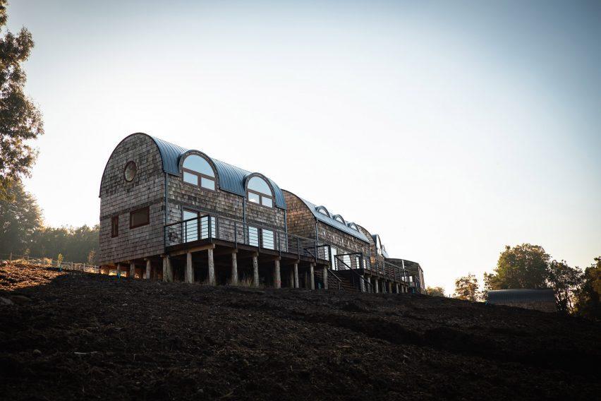 Casa Bóveda en Chile