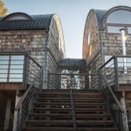 Abovedada House by Edward Roja Arquitectos