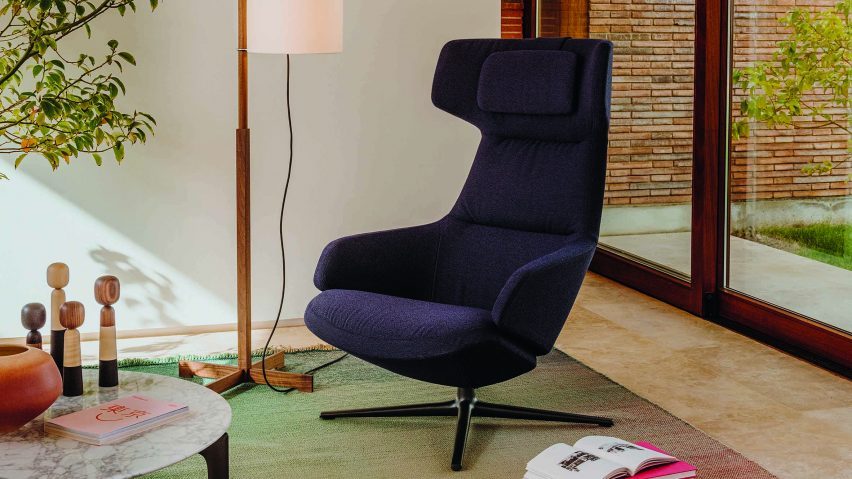 Aston Club seating by Jean-Marie Massaud for Arper