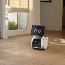 The Astro robot by Amazon